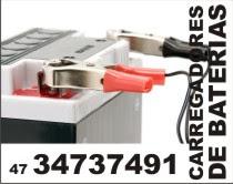 carregadores de bateria