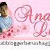 Tempahan Design Blog Ana Likes