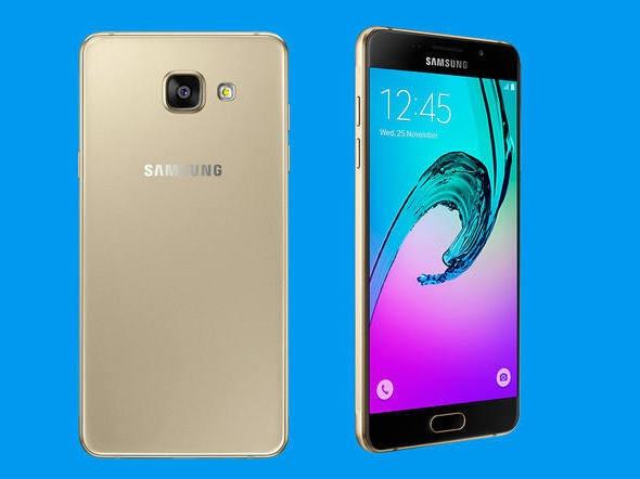 Galaxy A5 é o top de linha de baixo custo da Samsung