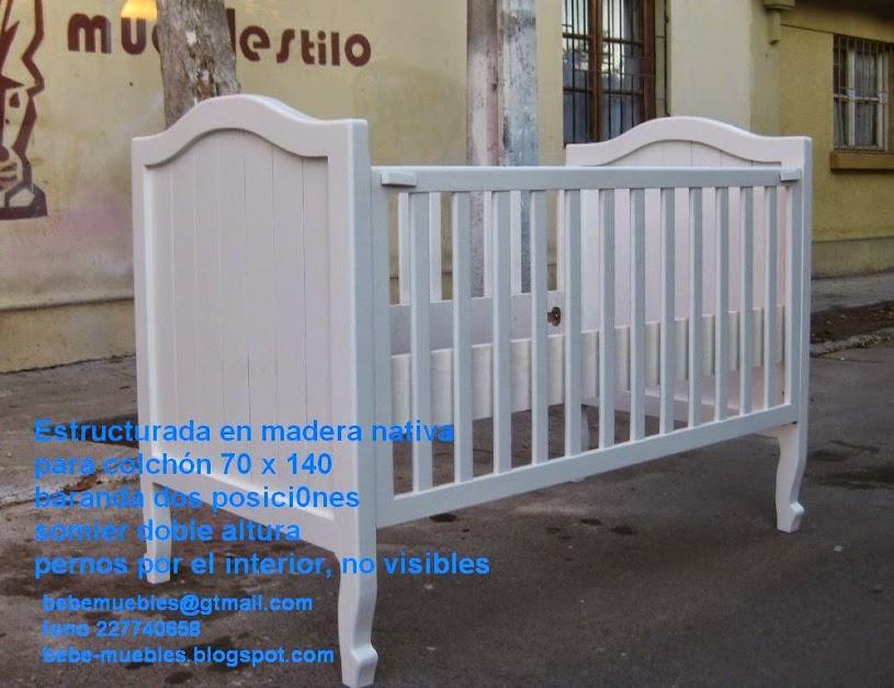 Muebles de bebe cuna de bebe ely for Muebles mi cuna