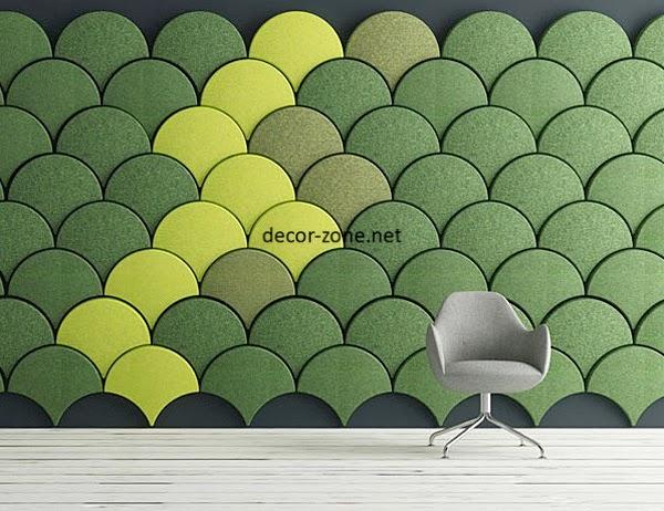 acoustic wall panels ideas, designs, colors