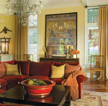 Элитные интерьеры: детали и декор