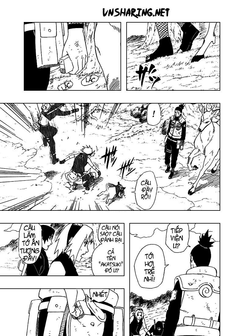 Naruto chap 342 Trang 3 - Mangak.info