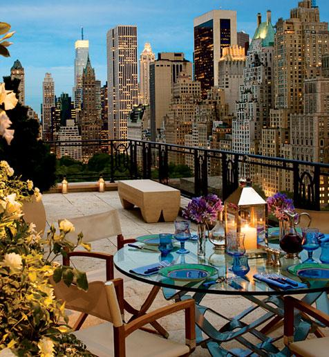 Luxury Car Parking Nyc: New York City Luxury Manhattan Penthouses: Sanford Weill