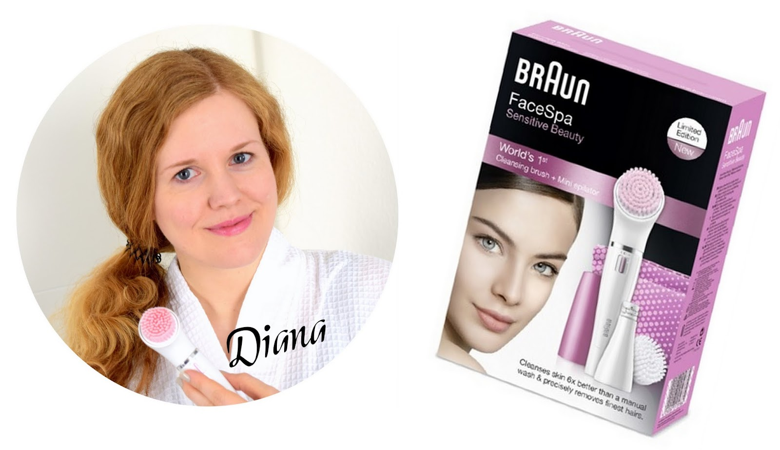 Braun FaceSpa Sensitive Beauty