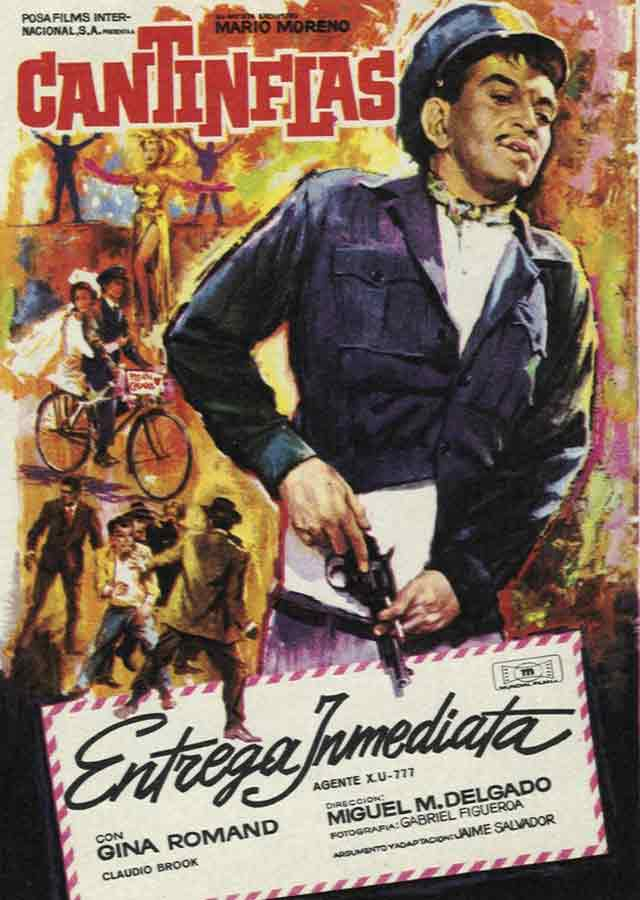 El Padrecito (The Good Priest) -- 1964. Directed by Miguel M. Delgado. Cantinflas is a young priest assigned to a parish in where he is not welcomed by the ...