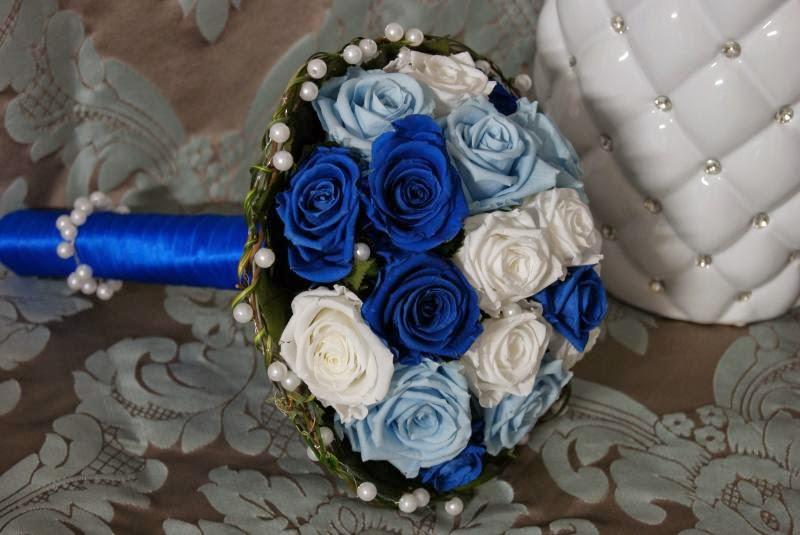 Ramos de Novia y Bouquets de Rosas, parte 2