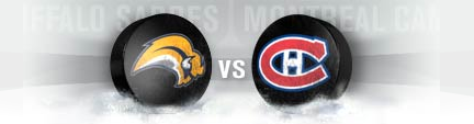 LE CANADIENS SE LAISSE COULER  - Page 2 BUFFALO+SABRES+VS+MONTREAL+CANADIENS