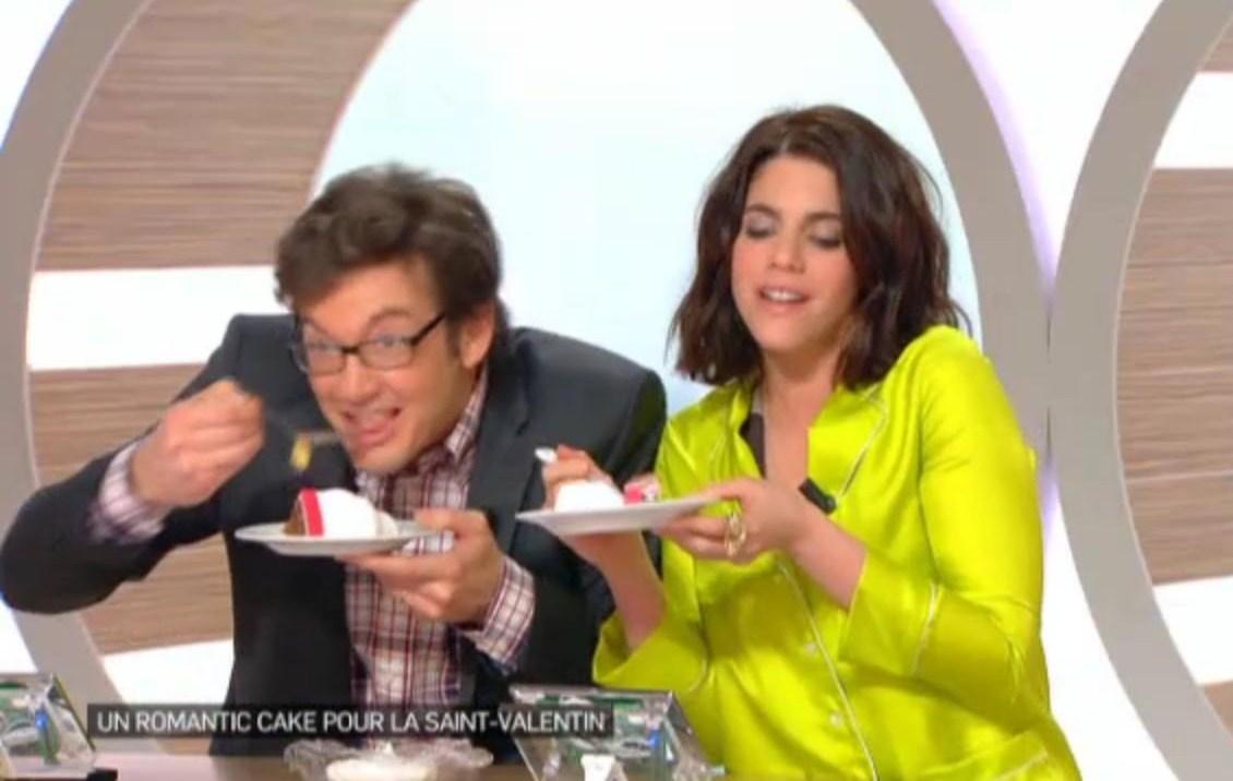 CANAL+ la nouvelle edition Alix lacloche Briochine ecole Cake design