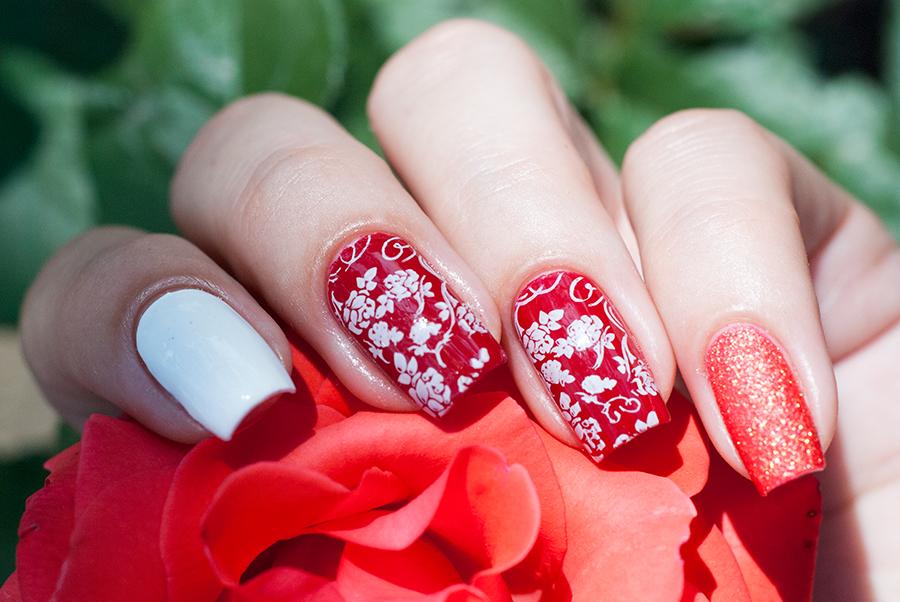 Skittelette nails с пластиной QA85 из магазина BornPretty