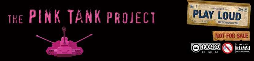 The Pink Tank Project