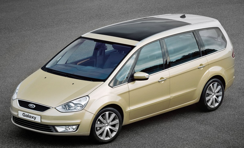 Ford Galaxy 2015 Release Date