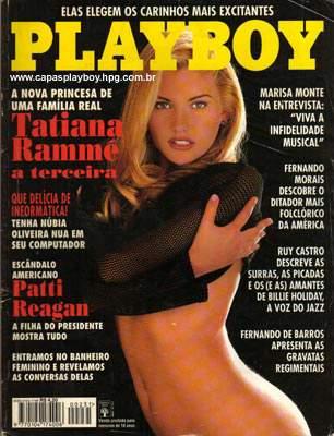 Tatiana Rammé - Playboy 1994