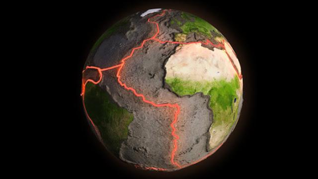 Pergeseran Craton Bumi, Mantel Bumi