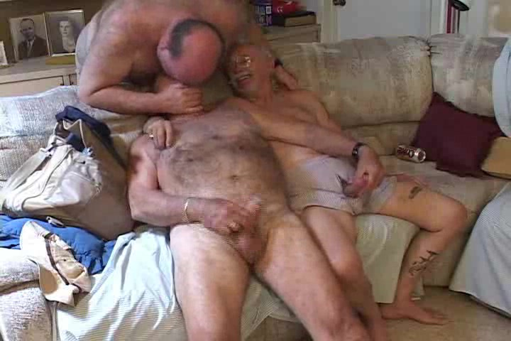 Gay Older Men: Vários filmes Silverdaddies