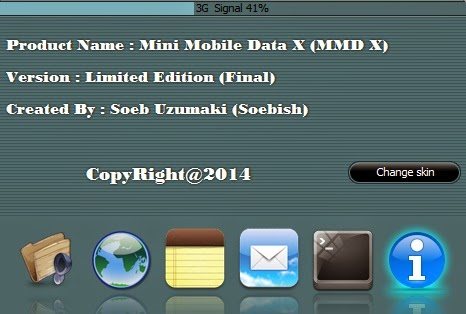 Download MDMA ( MMD-X ) Final Soeb Uzumaki Terbaru