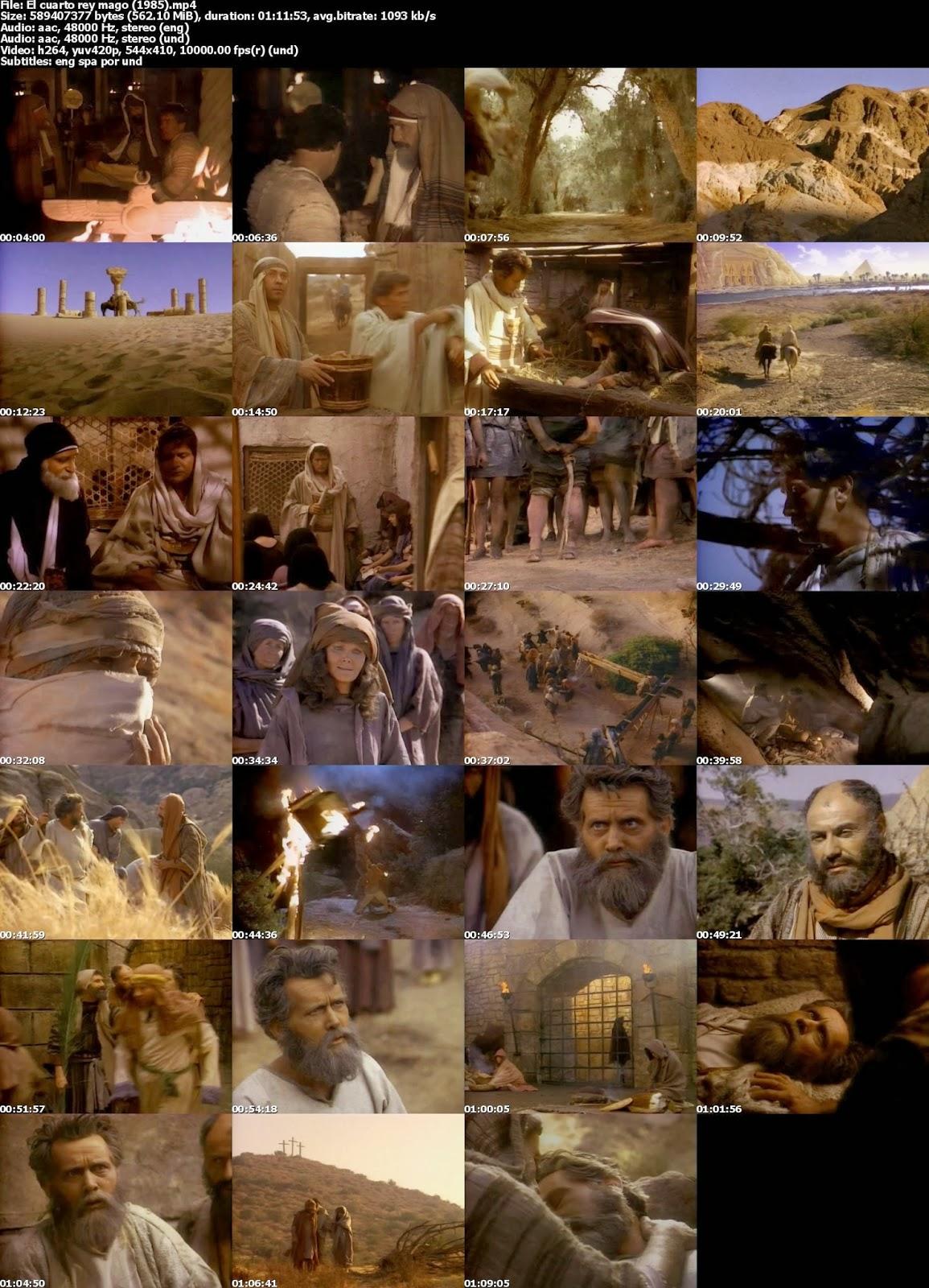 El Cuarto Rey Mago (1985) DVDRip [Español Latino][Un Link][Drama ...