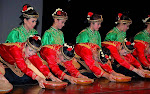 Saman dance, tip North Sumatra