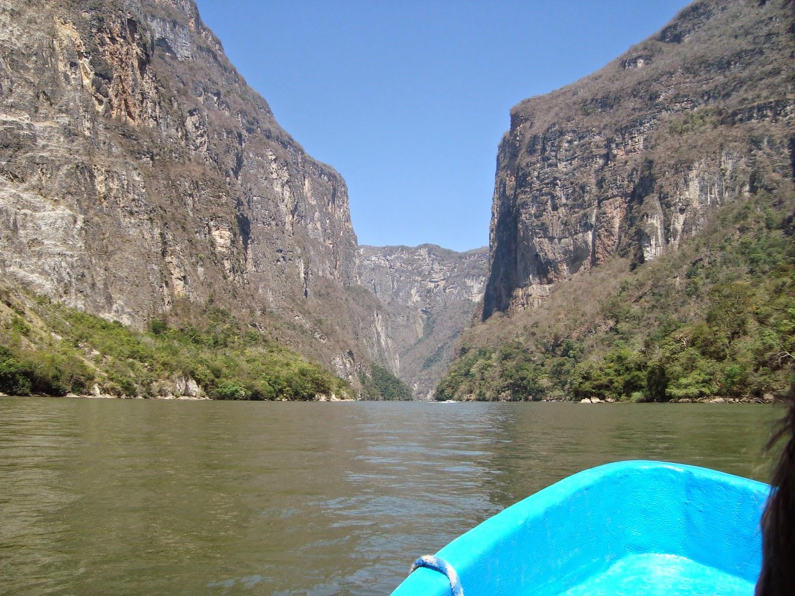 Chiapas, Cañón del Sumidero