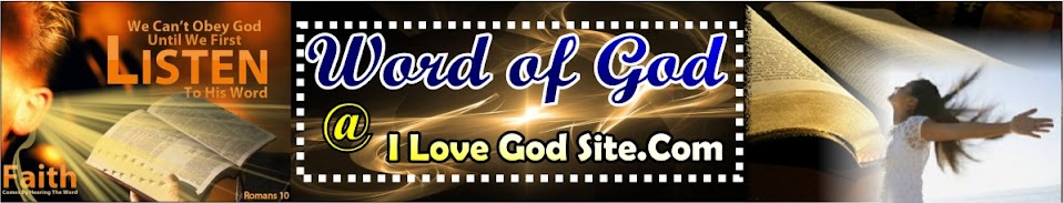 I Love God | I Love God Site
