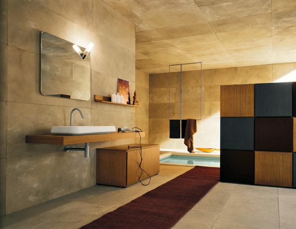gambar desain kamar mandi minimalis keren apps directories