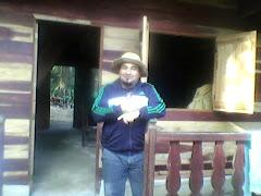 Colômbia na caverna