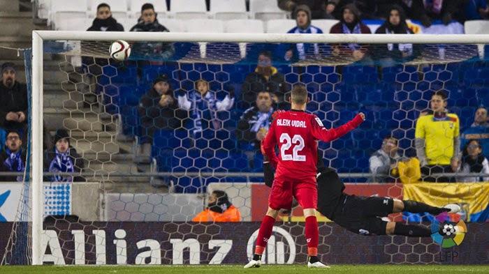Crónica RCD Espanyol 3 Vs Sevilla FC 1