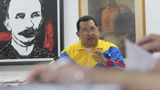 Chávez anuncia viaje a Cuba para tercer ciclo de radioterapia