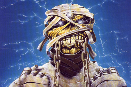 musica metal Iron Maiden