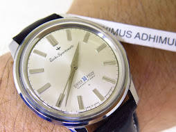 SEIKO SPORTSMATIC 5 WHITE DIAL - AUTOMATIC SEIKOSHA 2451