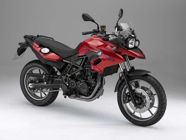 BMW F700GS 2013 