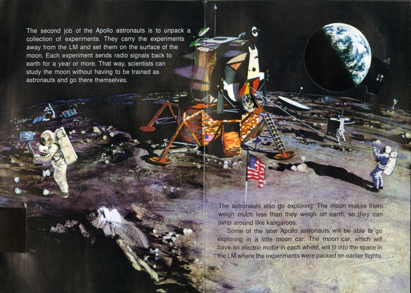 Dreams of Space - Books and Ephemera: Astronauts on the ...