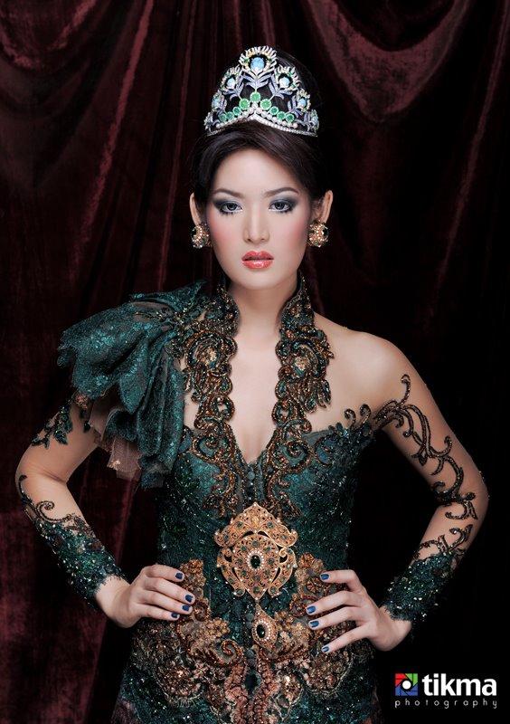 Maria Selena Pictures Gallery - Kebaya