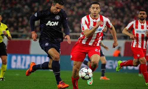 Prediksi Man United vs Olympiakos