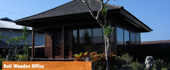 Natural bali house factory for Prefab tropical homes