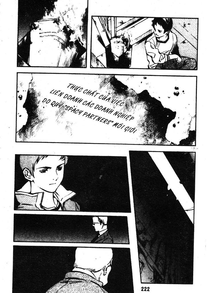 KUROSAGI - The Black Swindler: Chapter 219: End