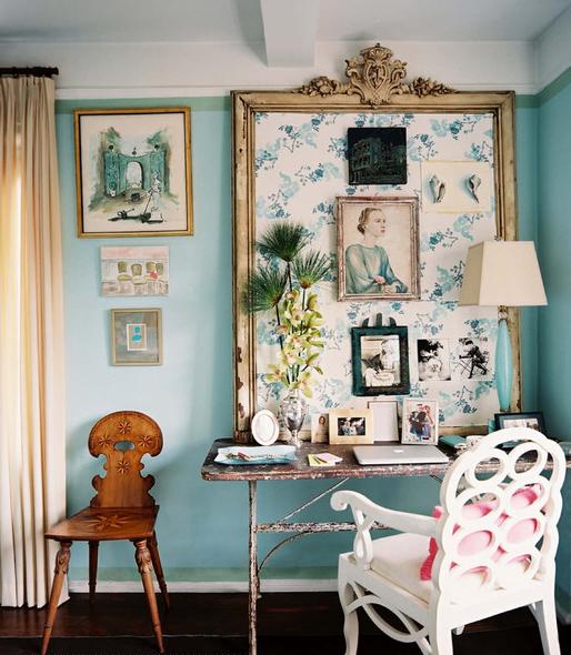 Doos interiorismo dise o estilo shabby chic - Decoracion vintage chic ...