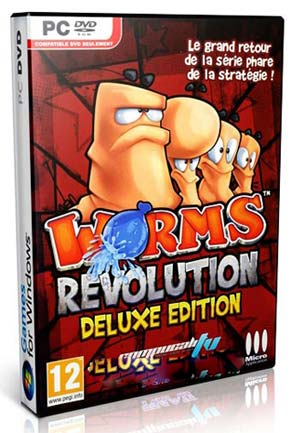Worms Revolution 2012 Download for PC