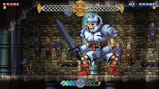 Los creadores del arcade Insanity's Blade preparan un nuevo juego de acción