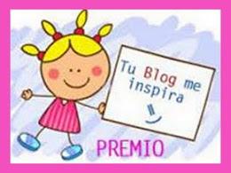 """Mi 1er PREMIOOOO"""