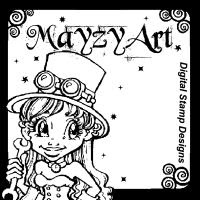 MAZY ART DIGITAL STAMPS