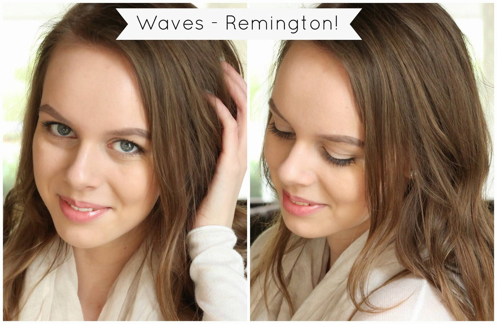 waves remington pearl wand