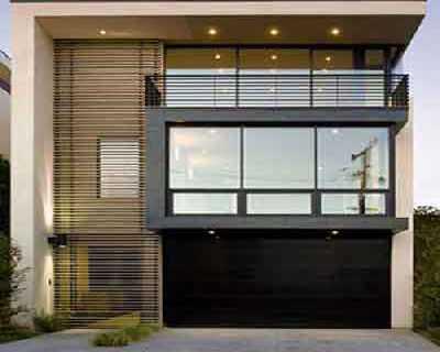 Modern Minimalist Design House with 2 Floors