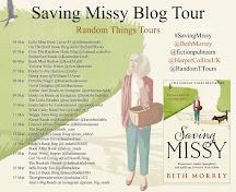Saving Missy Blog Tour