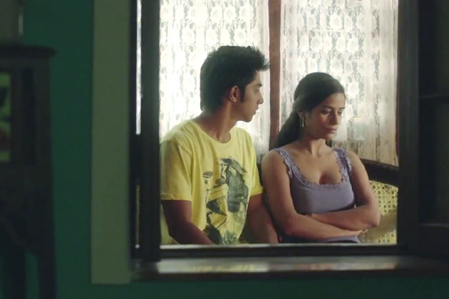 Poonam Pandey looking hot in Nasha movie check out indianudesi.com