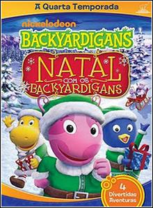 Download Natal com os Backyardigans Dublado DVDRip 2011
