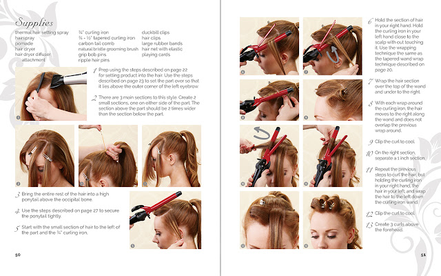 Create Vintage Inspired Wedding Hairstyles by Lauren Rennells book review