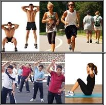 Jenis Olahraga Untuk Mengecilkan Perut