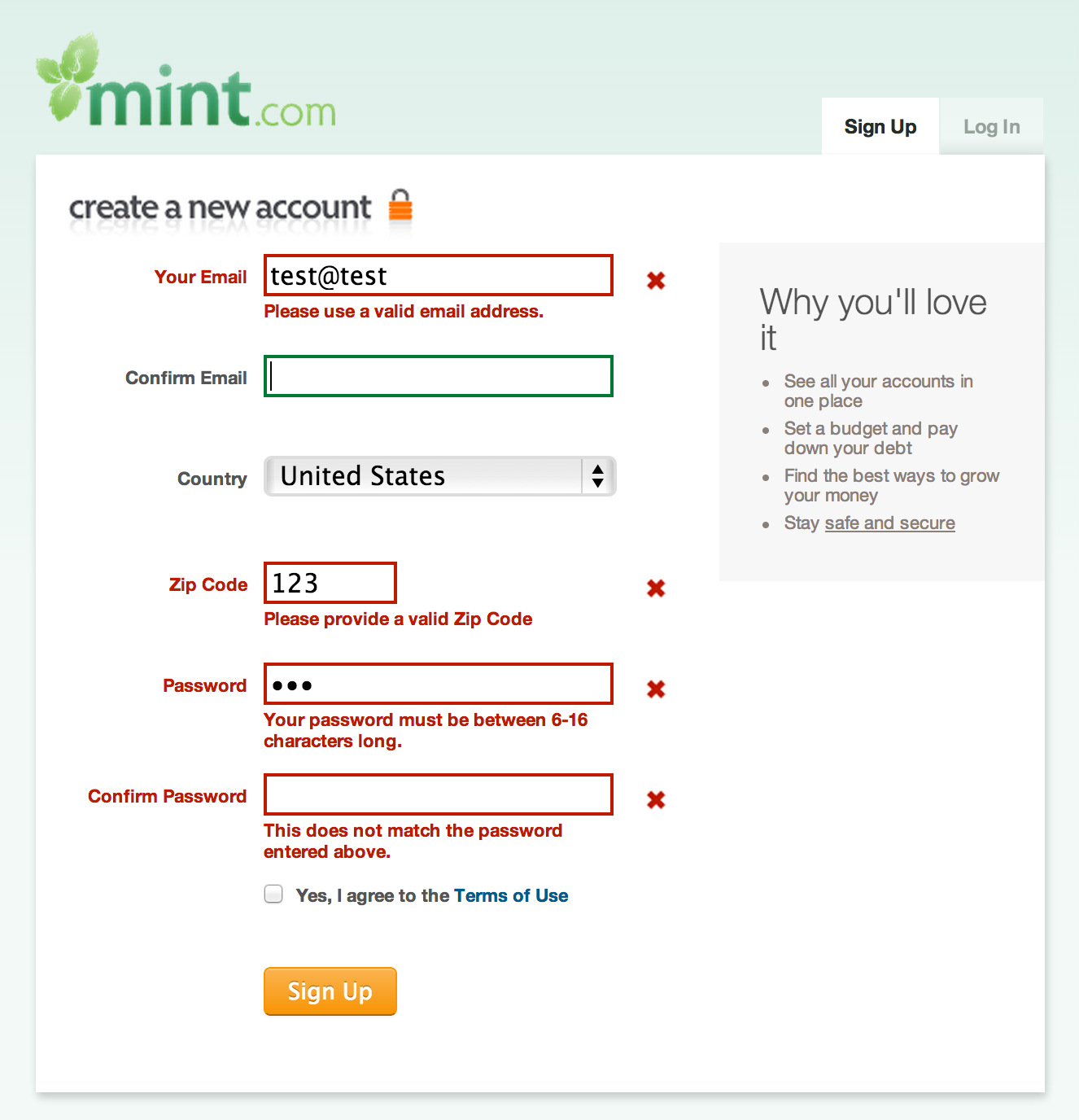 Form Validation: A Quick Win for Website User Experience ...
