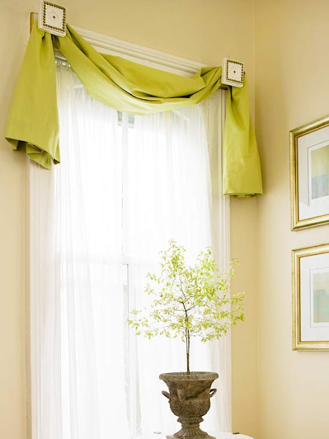 2014 perfect window treatments styles ideas for Window dressing styles